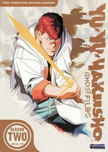 Yu Yu Hakusho (2ª Temporada - Torneio das Trevas) - Poster / Capa / Cartaz - Oficial 1