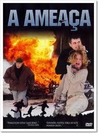 A Ameaça - Poster / Capa / Cartaz - Oficial 1