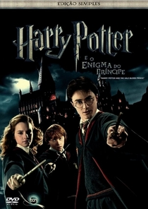 Harry Potter e o Enigma do Príncipe - Poster / Capa / Cartaz - Oficial 41