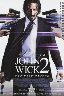 John Wick: Um Novo Dia Para Matar - Poster / Capa / Cartaz - Oficial 9