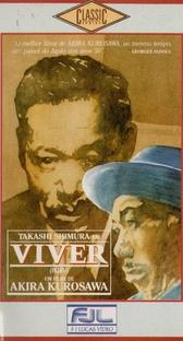 Viver - Poster / Capa / Cartaz - Oficial 8