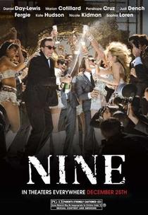 Nine - Poster / Capa / Cartaz - Oficial 5
