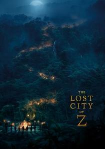 Z: A Cidade Perdida - Poster / Capa / Cartaz - Oficial 7