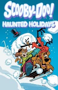Scooby-Doo! Natal Assombrado - Poster / Capa / Cartaz - Oficial 1