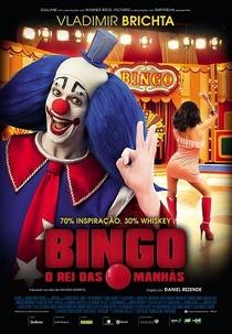 Bingo: O Rei das Manhãs - Poster / Capa / Cartaz - Oficial 3
