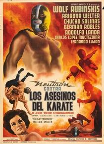 Neutron contra los asesinos del karate - Poster / Capa / Cartaz - Oficial 1