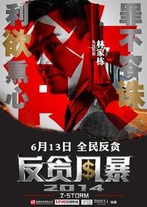 Z Storm - Poster / Capa / Cartaz - Oficial 5