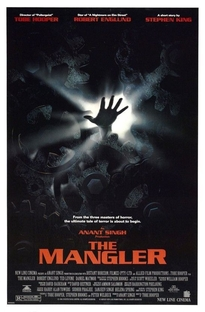 Mangler - O Grito do Terror - Poster / Capa / Cartaz - Oficial 1