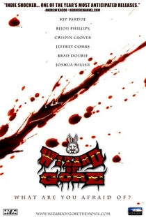 O Mágico Sanguinário - Poster / Capa / Cartaz - Oficial 2