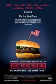 Nação Fast Food - Uma Rede de Corrupção - Poster / Capa / Cartaz - Oficial 1