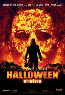 Halloween - O Início - Poster / Capa / Cartaz - Oficial 1