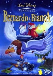 Bernardo e Bianca - Poster / Capa / Cartaz - Oficial 3