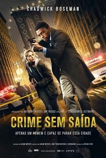 Crime Sem Saída - Poster / Capa / Cartaz - Oficial 3