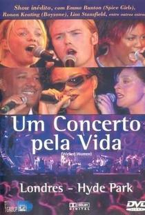 Um Concerto Pela Vida - Poster / Capa / Cartaz - Oficial 1