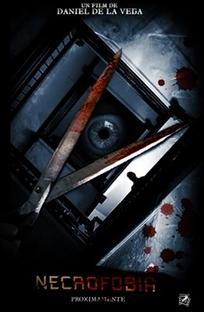 Necrofobia - Poster / Capa / Cartaz - Oficial 2