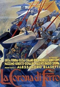 A Coroa de Ferro - Poster / Capa / Cartaz - Oficial 1