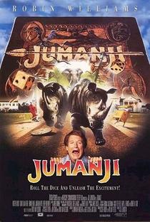 Jumanji - Poster / Capa / Cartaz - Oficial 1