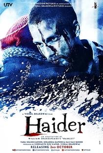 Haider - Poster / Capa / Cartaz - Oficial 3