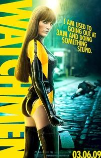 Watchmen: O Filme - Poster / Capa / Cartaz - Oficial 10