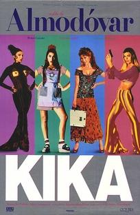 Kika - Poster / Capa / Cartaz - Oficial 2