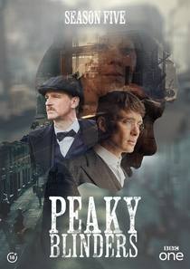 Peaky Blinders: Sangue, Apostas e Navalhas (5ª Temporada) - Poster / Capa / Cartaz - Oficial 4