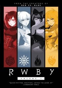 RWBY - Poster / Capa / Cartaz - Oficial 2