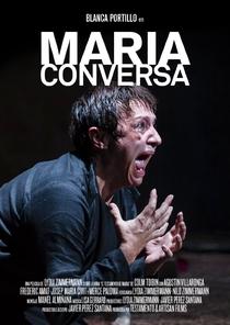 Maria Conversa - Poster / Capa / Cartaz - Oficial 1