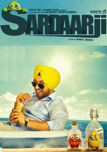 Sardarji - Poster / Capa / Cartaz - Oficial 1