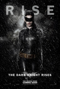 Batman: O Cavaleiro das Trevas Ressurge - Poster / Capa / Cartaz - Oficial 9