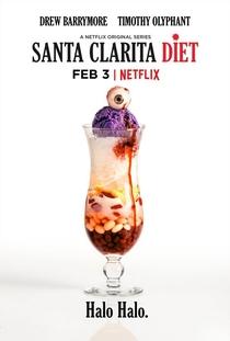 Santa Clarita Diet (1ª Temporada) - Poster / Capa / Cartaz - Oficial 11