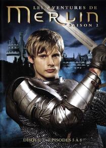 As Aventuras de Merlin (2ª Temporada) - Poster / Capa / Cartaz - Oficial 4