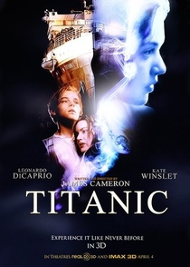 Titanic - Poster / Capa / Cartaz - Oficial 12