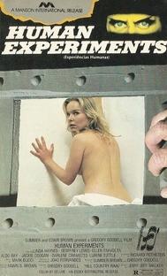 Experiências Humanas - Poster / Capa / Cartaz - Oficial 3
