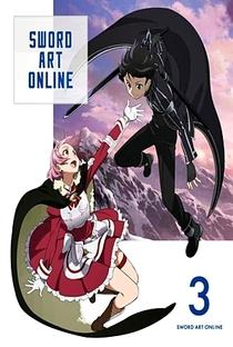 Sword Art Online (1ª Temporada) - Poster / Capa / Cartaz - Oficial 9
