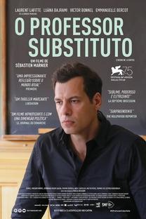 O Professor Substituto - Poster / Capa / Cartaz - Oficial 2