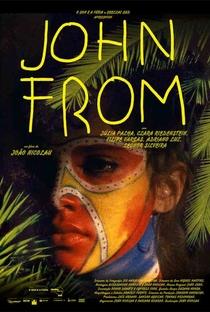 John From - Poster / Capa / Cartaz - Oficial 2
