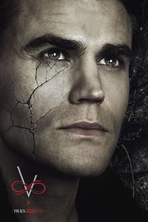The Vampire Diaries (8ª Temporada) - Poster / Capa / Cartaz - Oficial 4