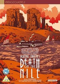 Morte sobre o Nilo - Poster / Capa / Cartaz - Oficial 14