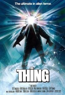 O Enigma de Outro Mundo - Poster / Capa / Cartaz - Oficial 1