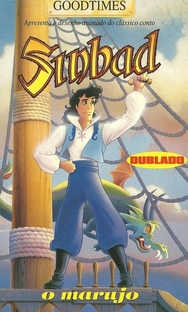 Sinbad, O Marujo - Poster / Capa / Cartaz - Oficial 1