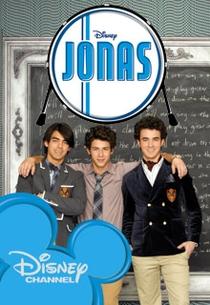 Jonas (1ª Temporada) - Poster / Capa / Cartaz - Oficial 1