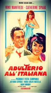 Adultério à Italiana  - Poster / Capa / Cartaz - Oficial 4