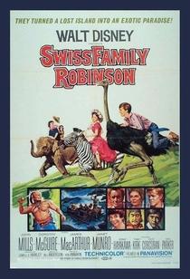 A Cidadela dos Robinsons - Poster / Capa / Cartaz - Oficial 6