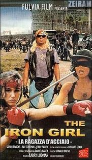 The Iron Girl - Poster / Capa / Cartaz - Oficial 1