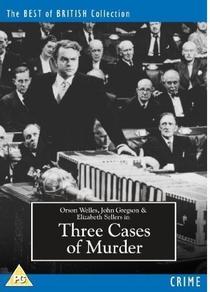 Três Casos de Assassinato - Poster / Capa / Cartaz - Oficial 3