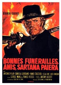 Bom Funeral, Amigos!... Paga Sartana - Poster / Capa / Cartaz - Oficial 3