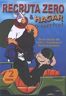 Recruta Zero e Hagar O Terrível - Poster / Capa / Cartaz - Oficial 2