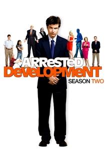 Arrested Development (2ª Temporada) - Poster / Capa / Cartaz - Oficial 1