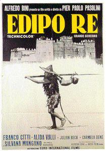Édipo Rei - Poster / Capa / Cartaz - Oficial 1