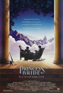 A Princesa Prometida - Poster / Capa / Cartaz - Oficial 1